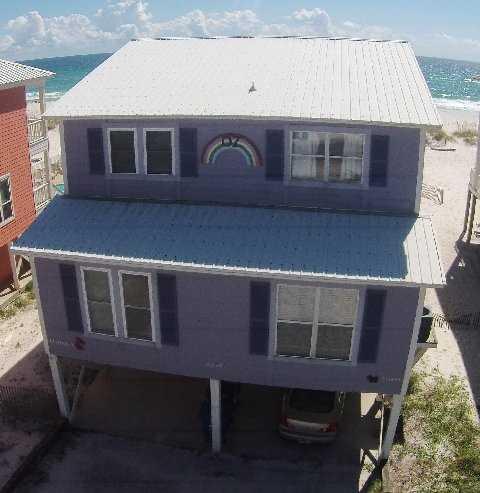 Oz Duplex/Toto aerial view 1