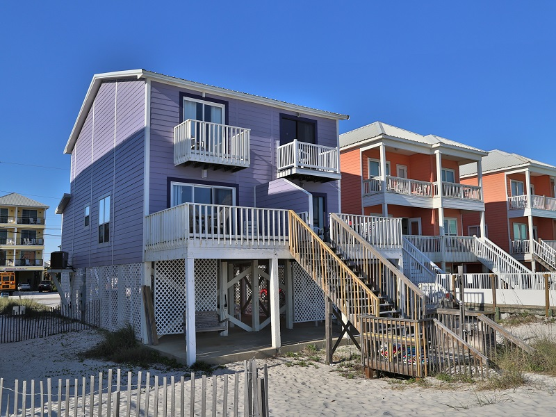 Oz Duplex/Toto from the Beach