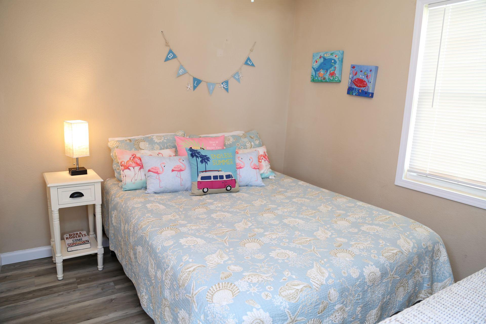 Guest Bedroom - Full