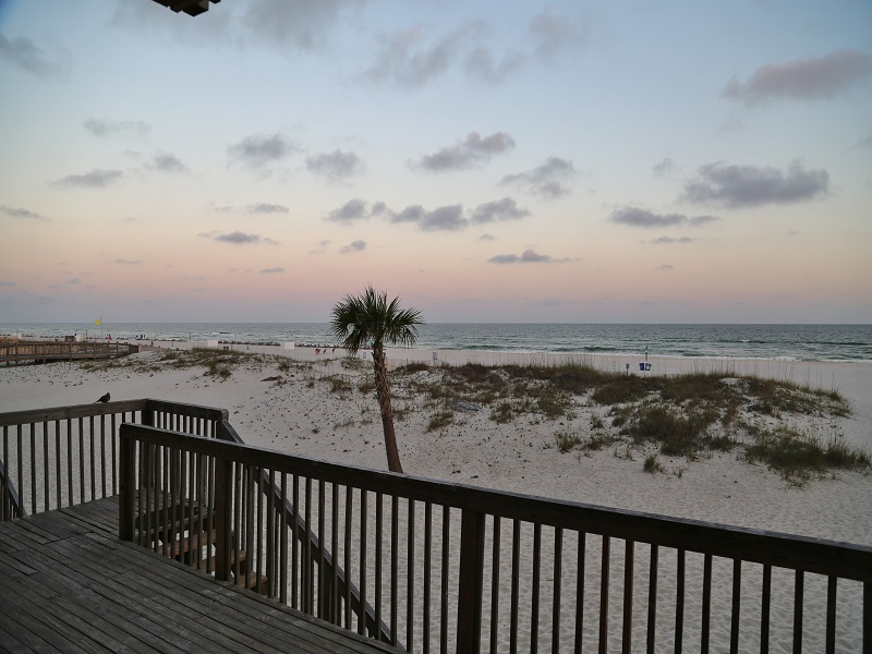 Ocean Reef 802 - Gorgeous, gulf front sunset views