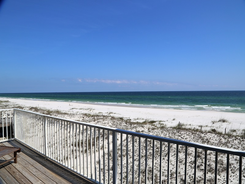Panoramic Beach Front Views from your balcony