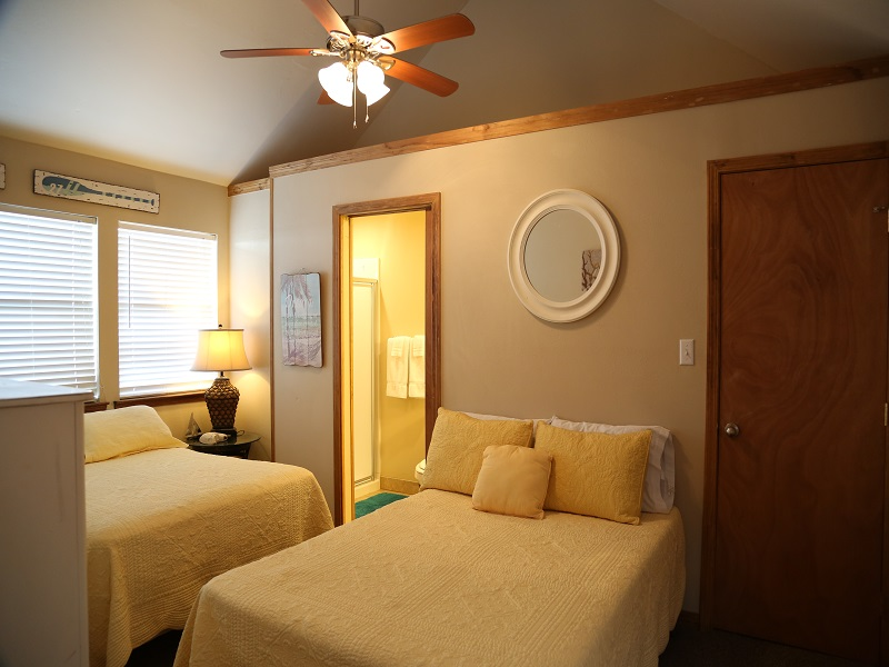 Third bedroom/loft - 2 fulls