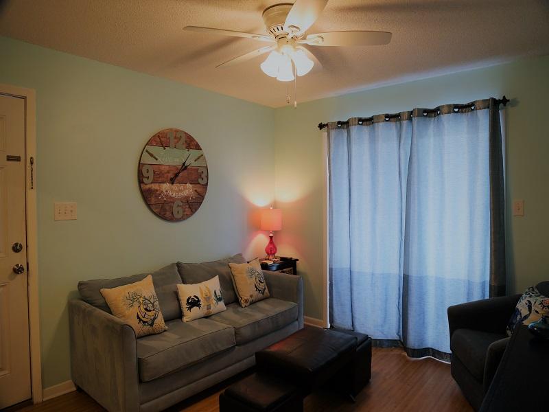 Sunchase 111 - Cozy living room