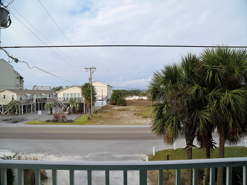Sunchase 111 - View from breezeway