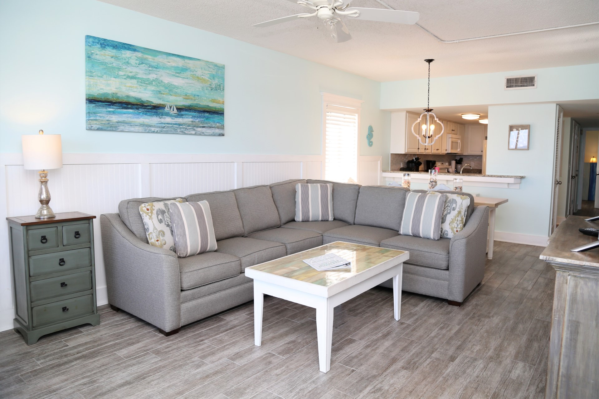 Tropical Winds 304 - Spacious Living Area Seating