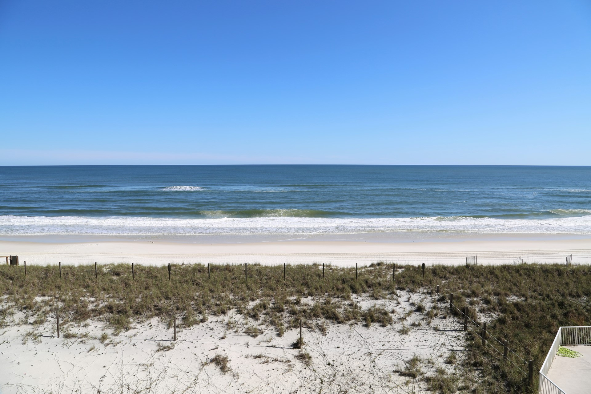 Direct, gulf front views from your private balcony!
