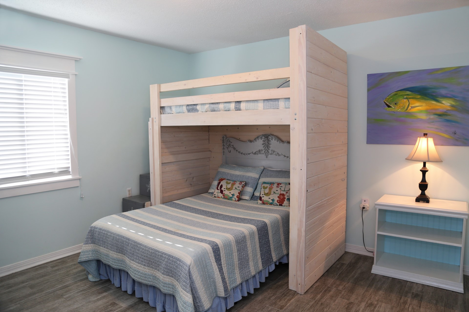 Tropical Winds 304 - Third bedroom is perfect for children