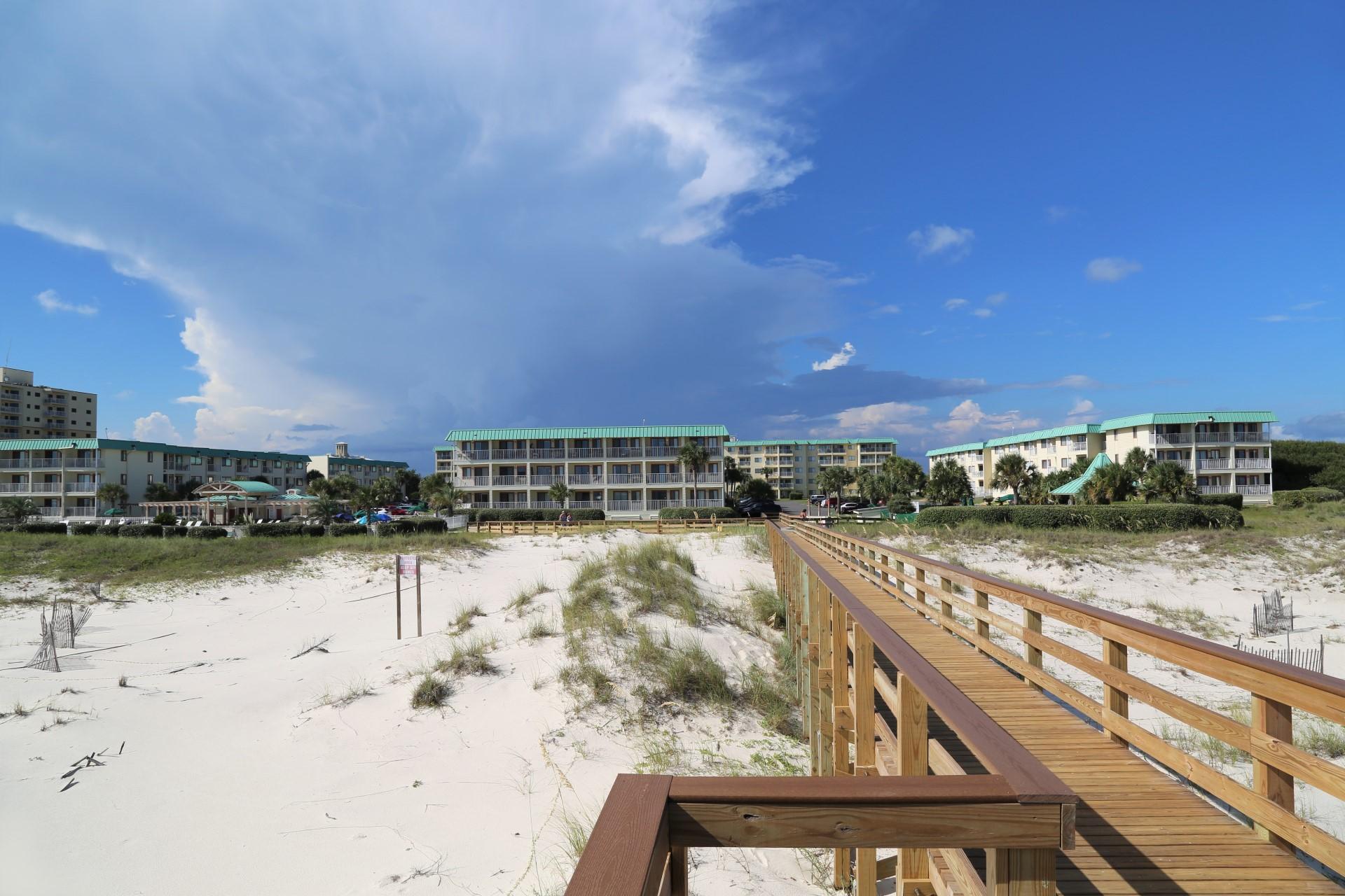 Gulf Shores Plantation Building 2 (center)