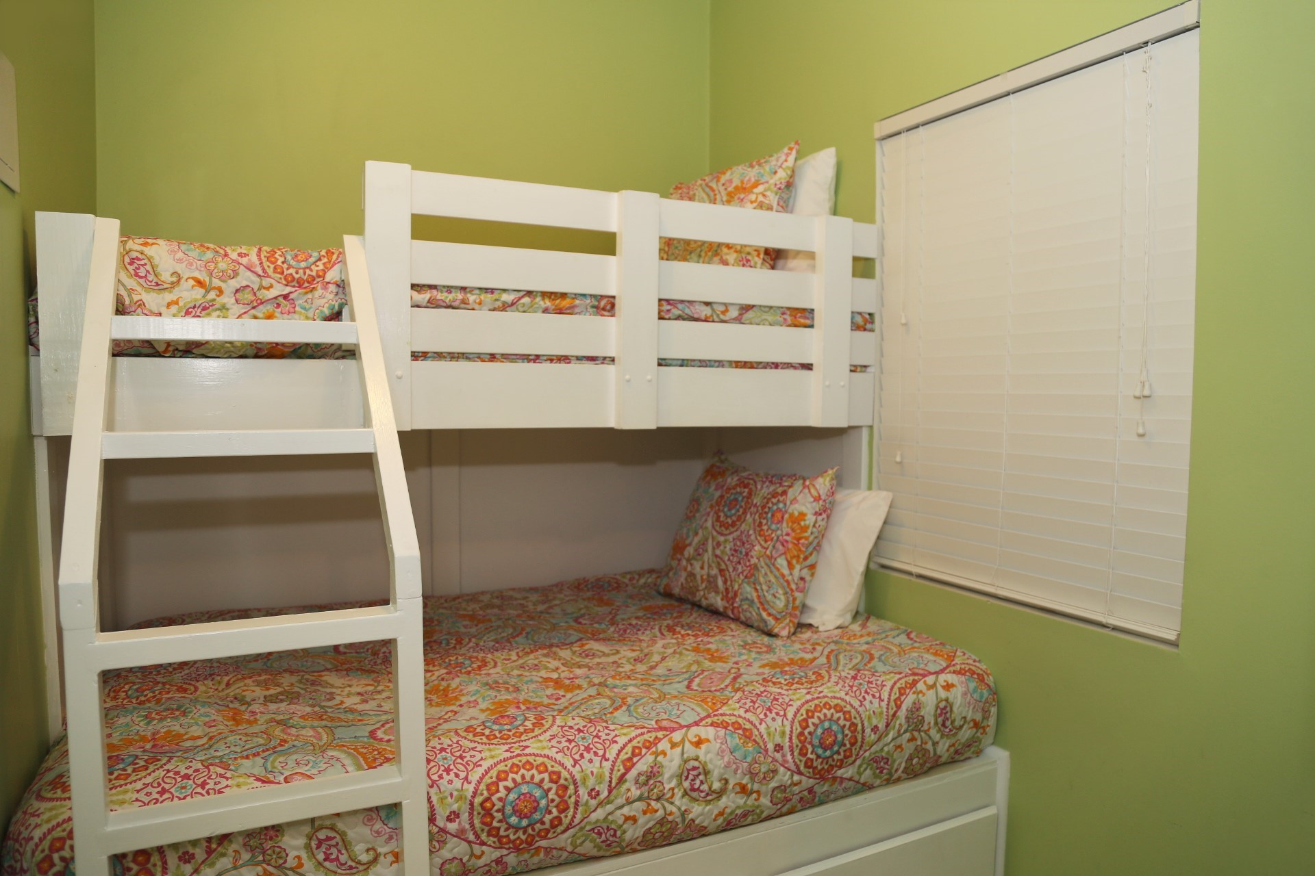 Bunk beds for the kids!