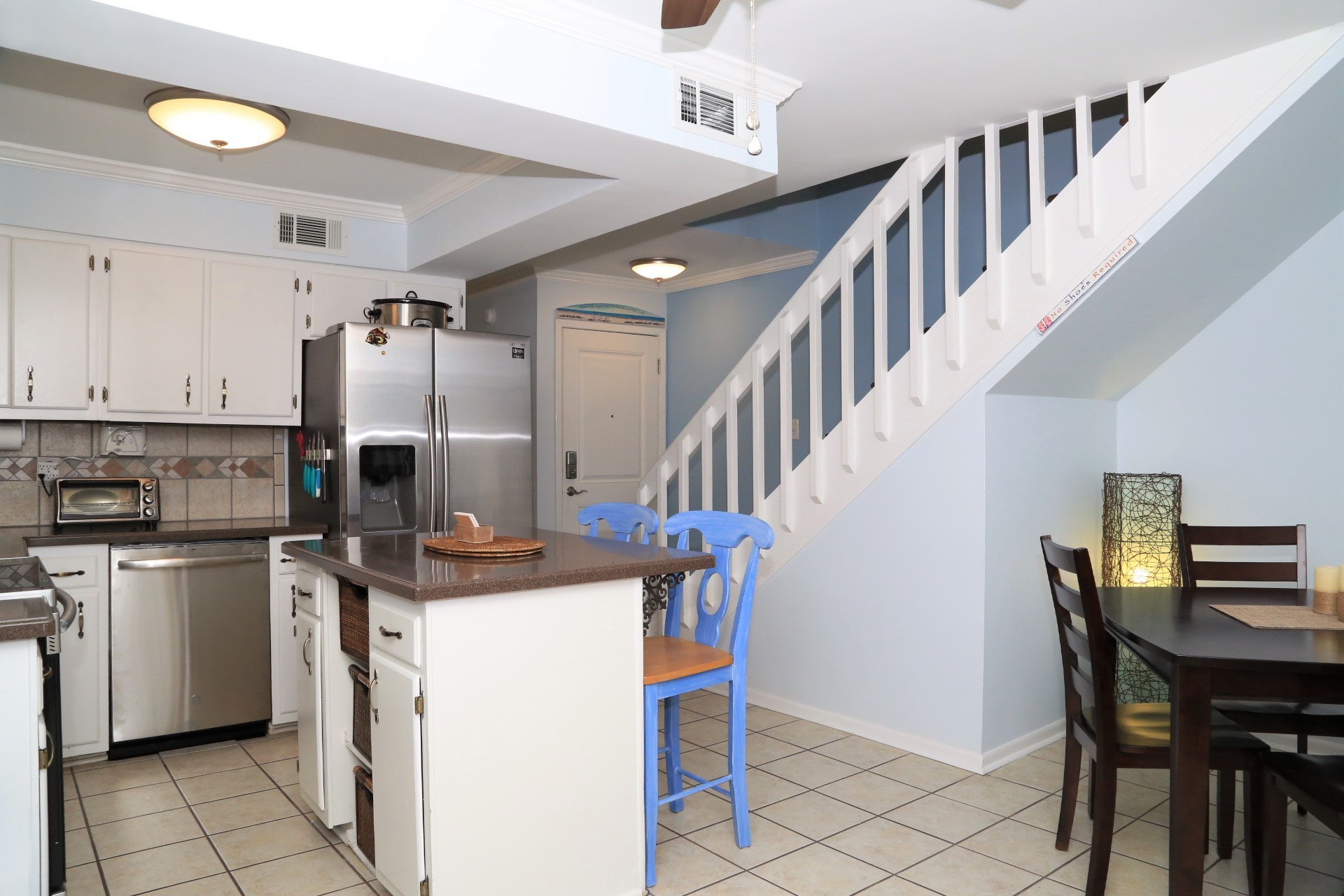 Two story townhome with all the comforts of home.