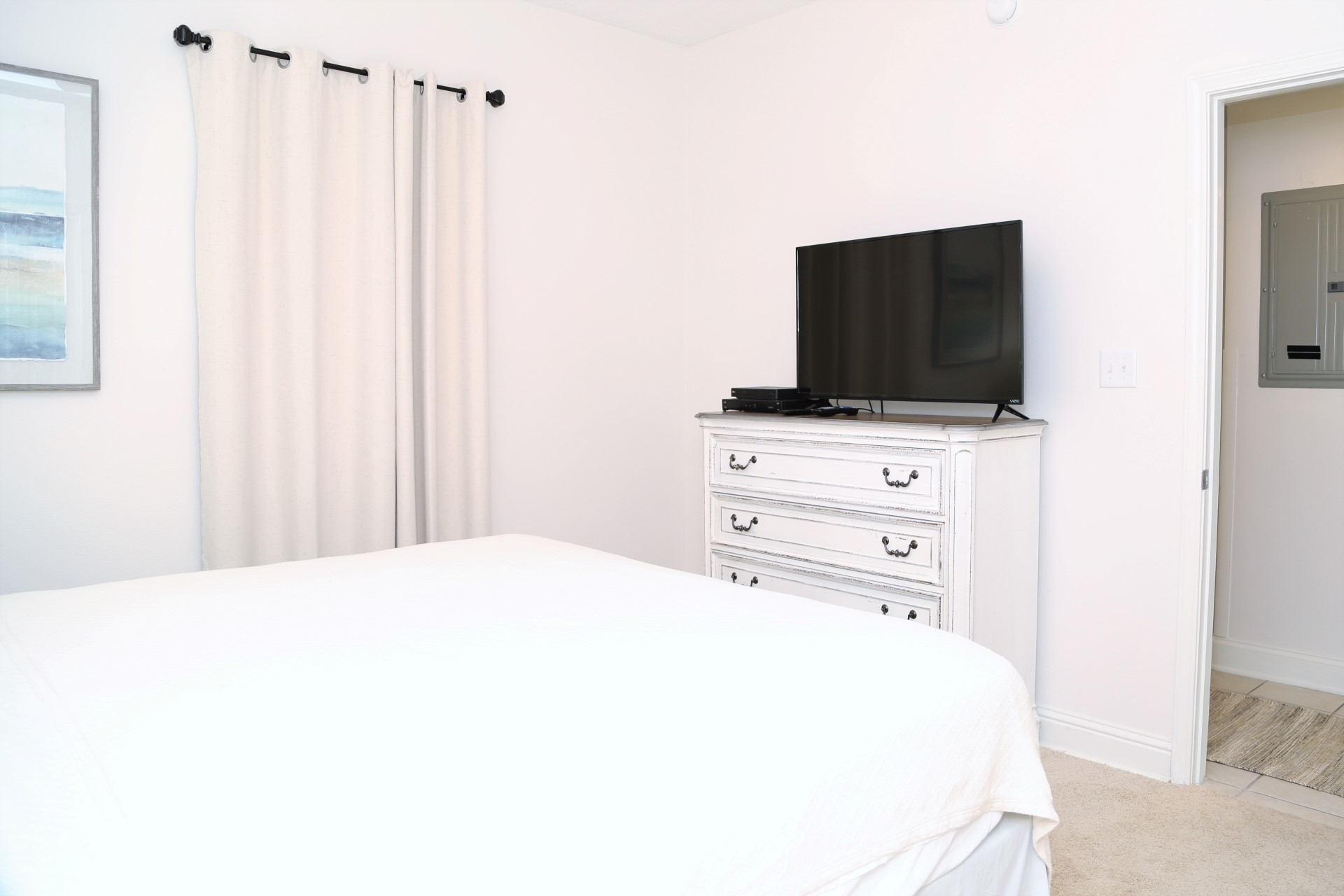 Another view of Second Bedroom King, Crystal Shores 1006