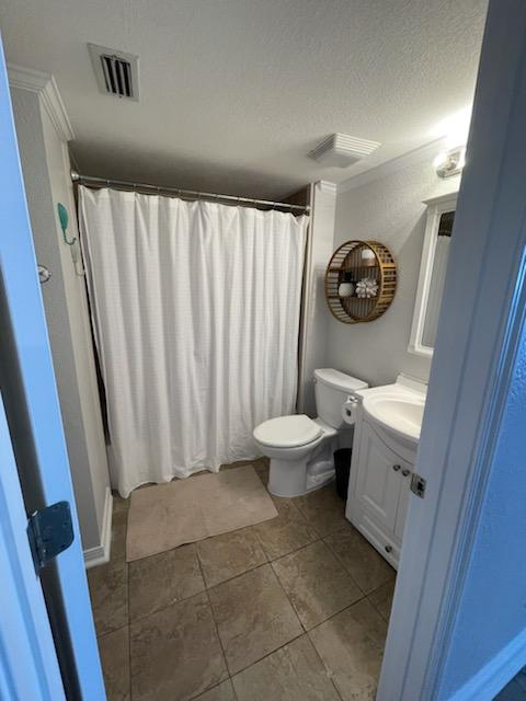 The bathrooms will include a supply of bath towels