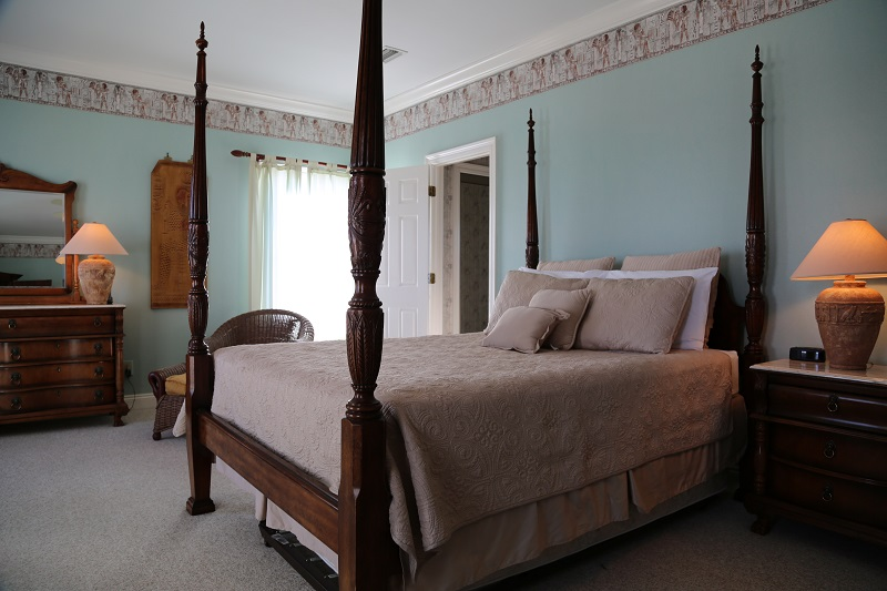 Master bedroom 3 - Queen and trundle
