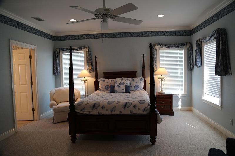 Master bedroom 4 - Queen