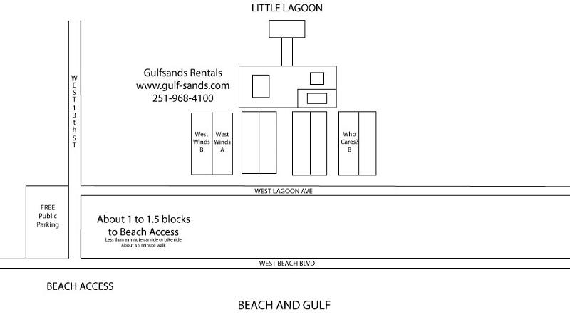 Laguna Sands layout