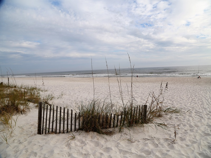 Choose your spot on the beach at Sunchase in Gulf Shores!