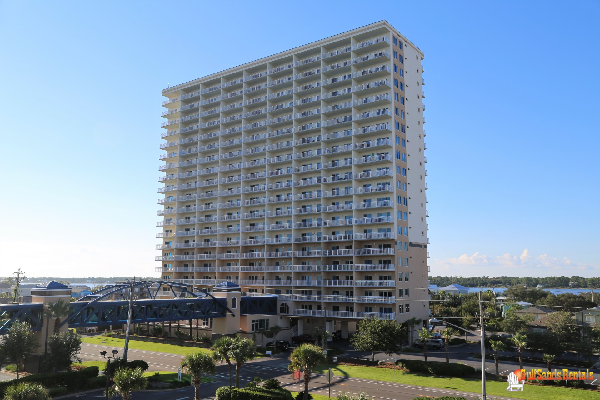 Crystal Tower is the perfect spot for your vacation!